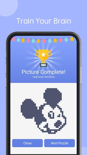 Nonogram - picture cross puzzle game filehippodl screenshot 5