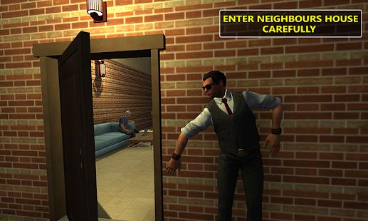 Strange Scary Neighbor Secret - náhled