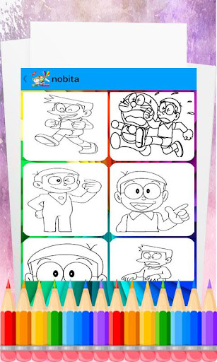 ud83cudfa8 learn coloring pages for u202enou043cearod 1.6 screenshots 4