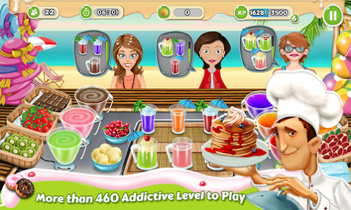 Breakfast Cooking Mania 1.48 MOD (Unlimited Money + Remove Ads) 4