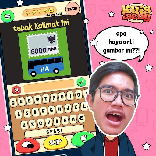 Kuis Iseng Kaesang 1.3.10 screenshots 5