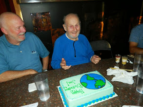 Photo: Joe's birthday at FG Sushi