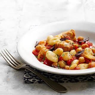 Tomato & Artichoke Gnocchi.