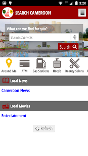 Search Cameroon Yellow Pages- screenshot thumbnail