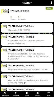 WLOH Radio- screenshot thumbnail