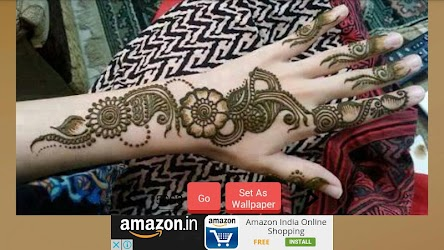 Latest Mehndi Designs 2017 APK Download – Free Art & Design APP for Android 8