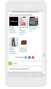 Blog de Moda - Tu Moda Online- screenshot thumbnail