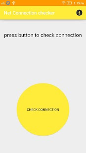 Net Connection Checker- screenshot thumbnail