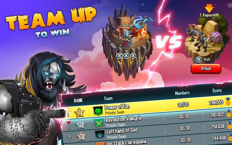 Monster Legends - RPG Screenshot 15