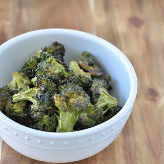 Easy Miso Roasted Broccoli