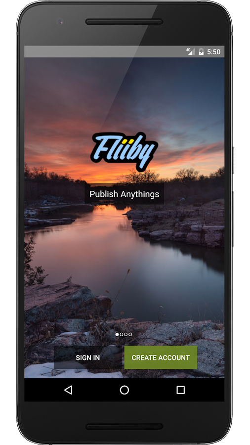 Fliiby- screenshot