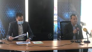 Jose Alberto Pintor y Kiko Fernandez presentan el EQA