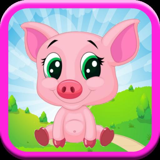 Piggy Game: Kids - FREE