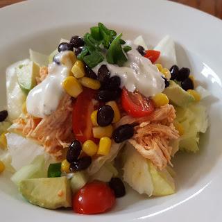 Buffalo Chicken Salad! Recipe
