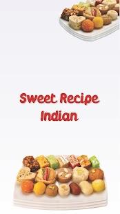 Sweet recipe india - náhled