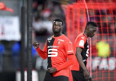 Le Stade Rennais alevé l'option d'achat de 15 millions d'eurospour recruter définitivement Mbaye Niang