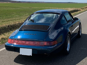 964 カレラ2 Carrera2のカスタム事例画像 Tano〰️さんの2019年12月21日21:30の投稿