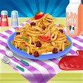Make Pasta In Cooking Kitchen Food Maker APK