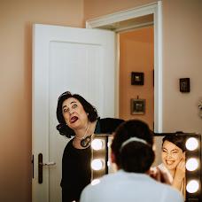 Vestuvių fotografas Alessandro Spagnolo (fotospagnolonovo). Nuotrauka 20.05.2019