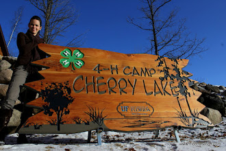 Photo: Wood Sign, Western Red Cedar for University of Florida 4H Club http://www.nicecarvings.com