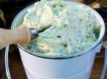 Cilantro Lime Butter Recipe