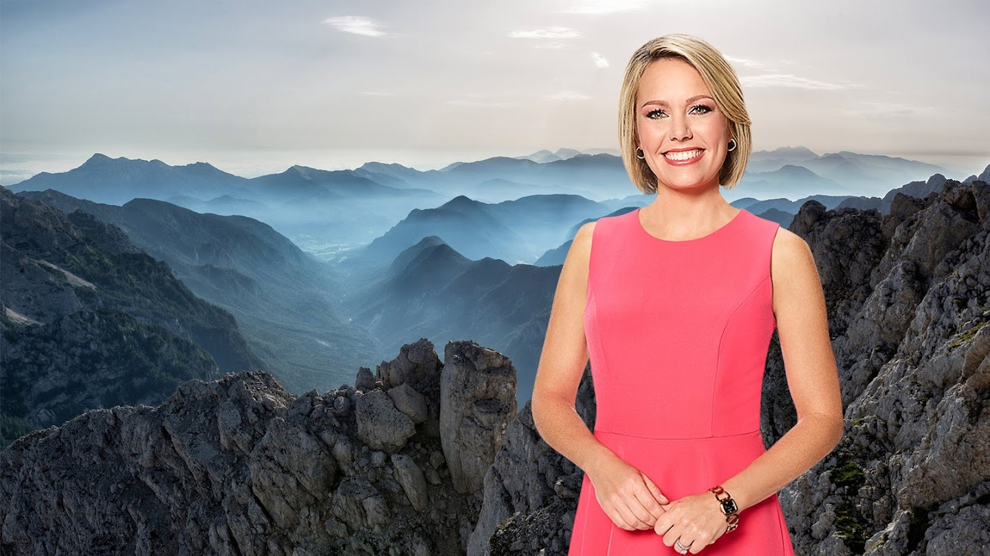 Watch Earth Odyssey With Dylan Dreyer live