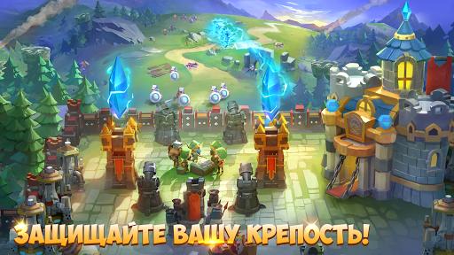 Castle Clash: Путь Храбрых screenshot 2