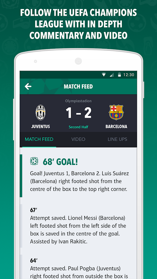 Sun Goals - Football Scores- screenshot