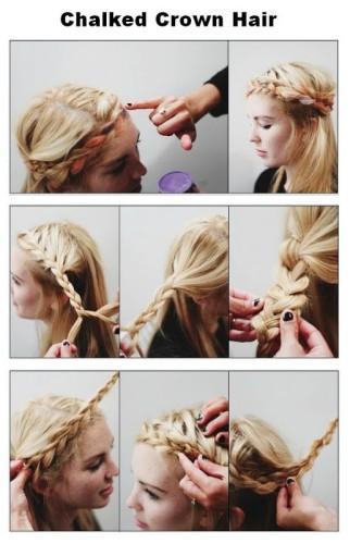 女性のヘアスタイルのアイデア