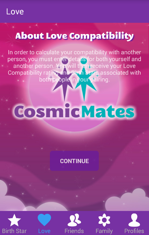 Cosmic Mates — Destiny Secrets- screenshot