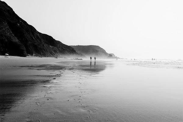 Portuguese beach di Sebastiano Pieri