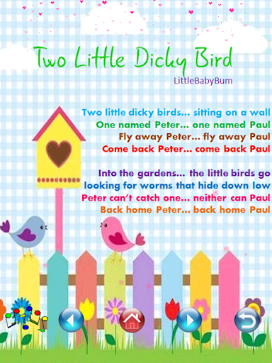 Kids Songs - Best Nursery Rhymes Free App 1.0.0 screenshots 6
