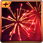 3D Fireworks Live Wallpaper Icon