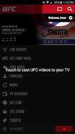 UFC.TV & UFC FIGHT PASS Screenshot 8