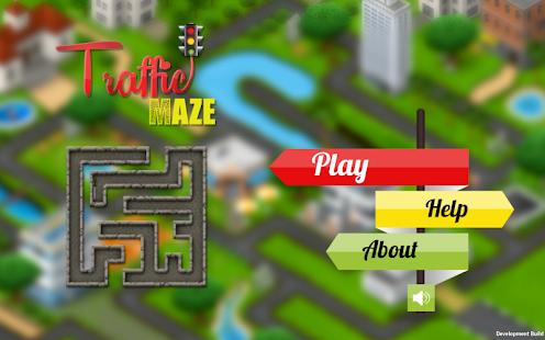 Traffic Maze - náhled