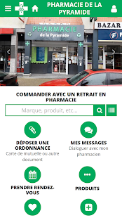 Download Pharmacie de la Pyramide les Ulis For PC Windows and Mac apk screenshot 1