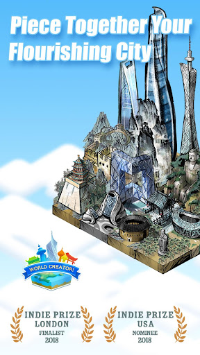 World Creator - 2048 Puzzle & Battle 3.0.1 screenshots 1