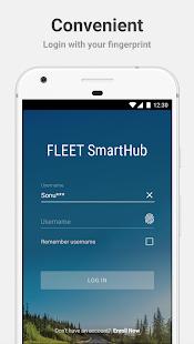 Fleet SmartHub - náhled
