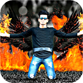 Fire Effect Photo Editor