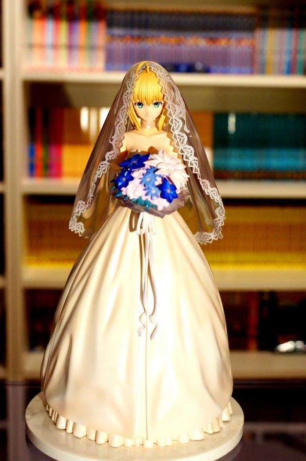 Fate/Stay Night - TYPE MOON -10th Anniversary- - Saber - 1/7 - 10th Royal Dress ver. (Aniplex...