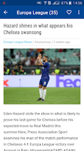 Chelsea Daily News - Chelsea Fans for PC-Windows 7,8,10 and Mac apk screenshot 3