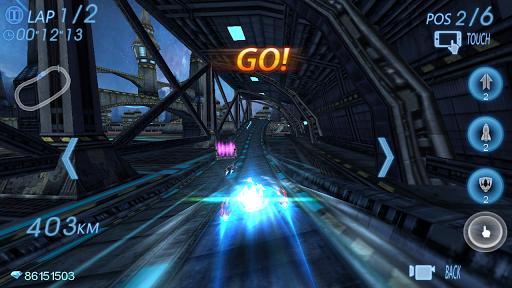 Space Racing 3D - Star Race  screenshots 12