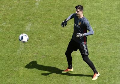 """Courtois parle de son avenir : """"Le Real Madrid, vous pouvez l'oublier"""""""