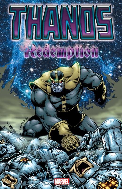 Thanos: Redemption (2014)