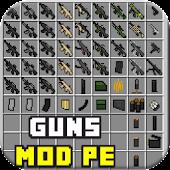 Stefinus 3D guns для Майнкрафт 1.7.10 - TLauncher