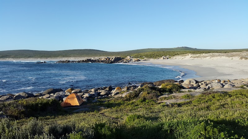 Plankiesbaai campsite