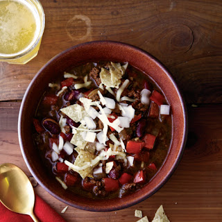 Chocolate Chili (and more healthy chocolate recipes)