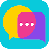 Hi Chat - Messenger & Social Apps All in One Icon
