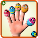 Finger Family Rhymes for Kids icon
