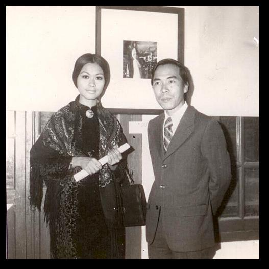 Khánh Ly & Đinh Cường